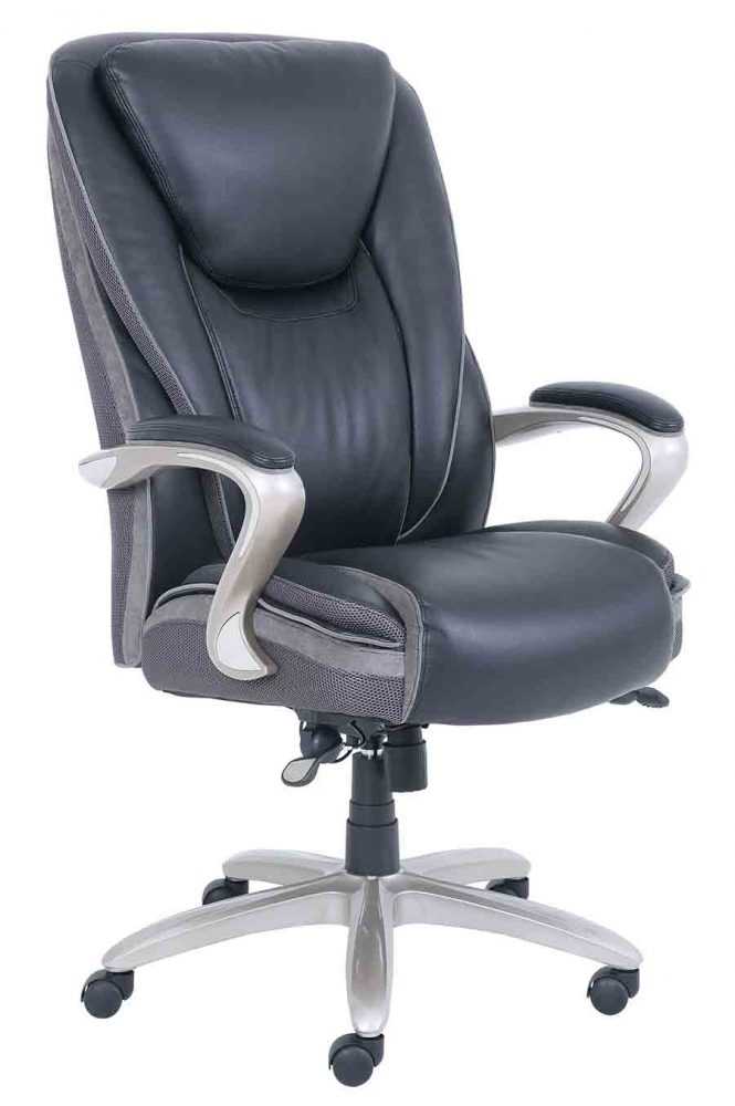 The 'Hensley' Black Office Chair.