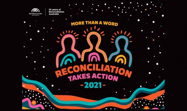 Banner for National Reconciliation Week