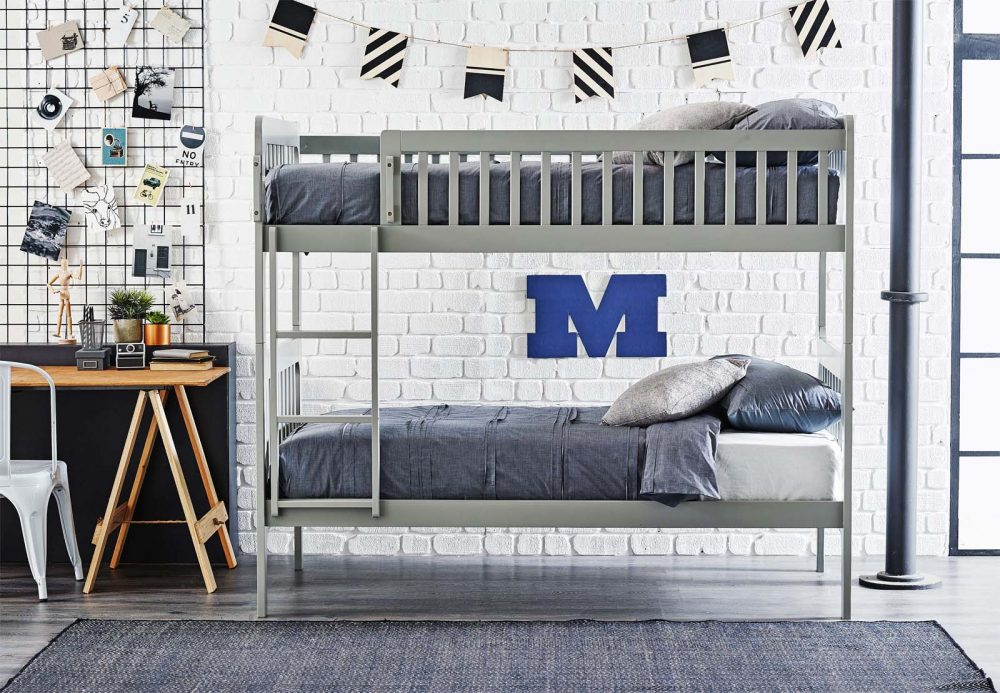 Bedroom organisation solution: Apollo Bunk Bed