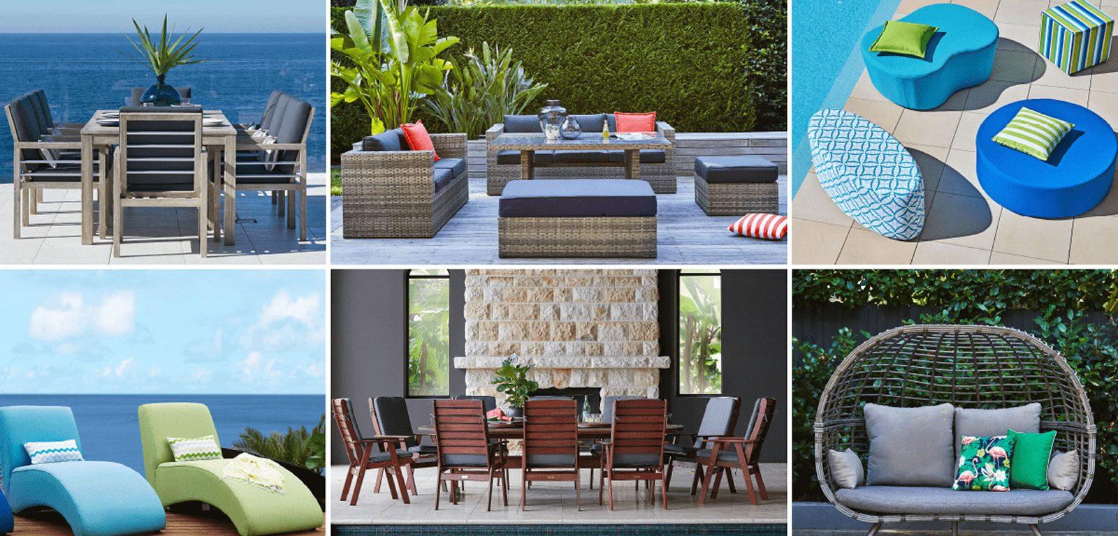 5 summer style tips for australian outdoor living