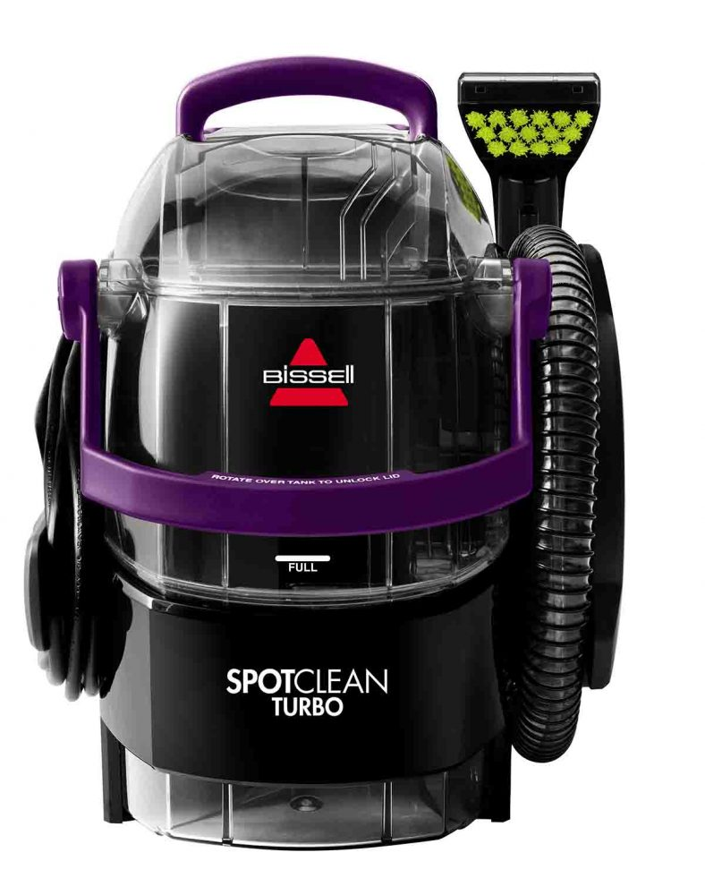 An image of the Bissell SpotClean Turbo.