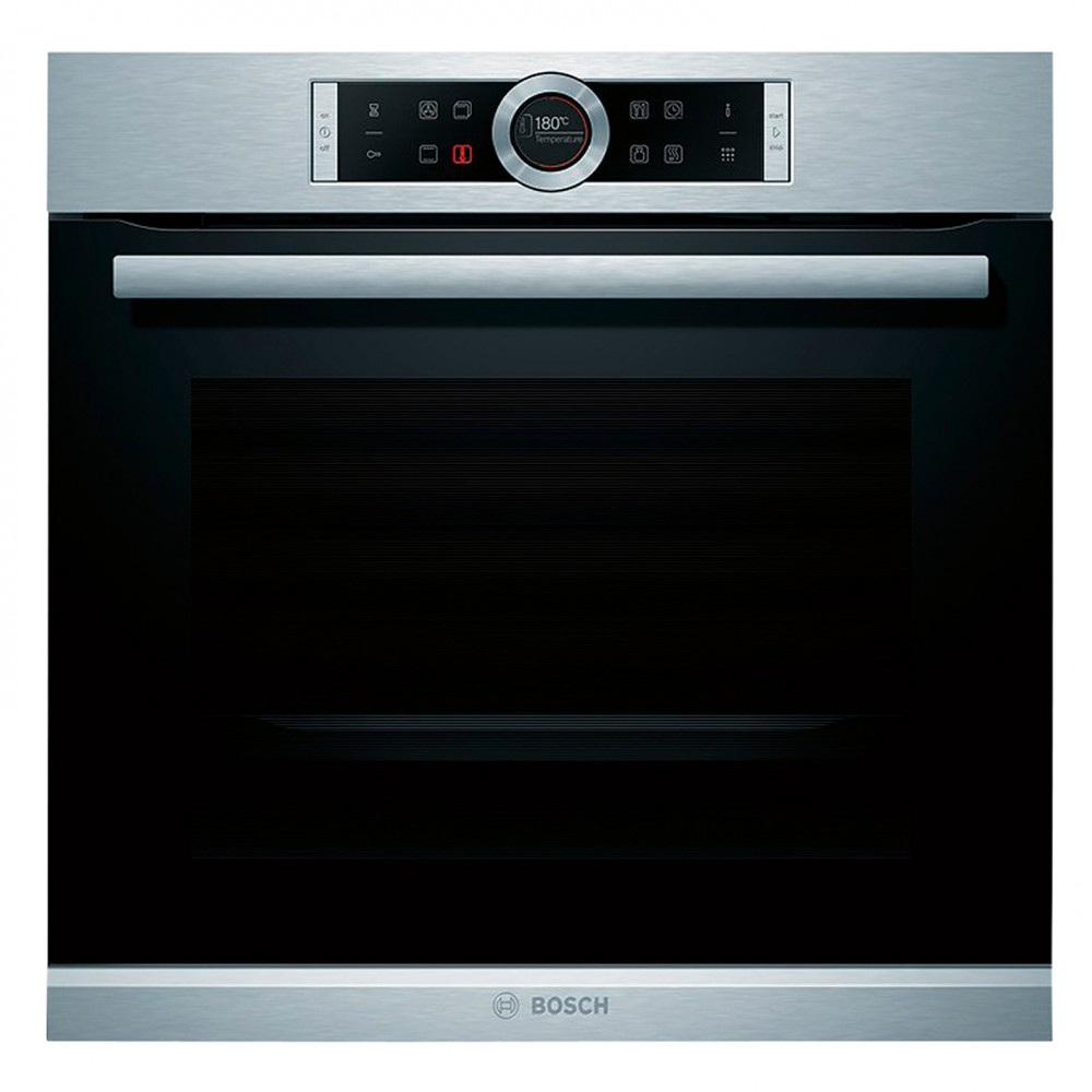 Bosch 600mm 'Series 8' 13-Function Pyrolytic Oven