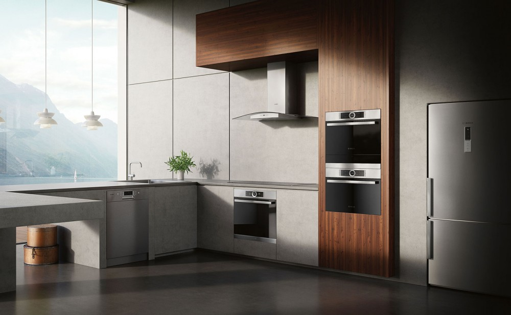Bosch Kitchen Appliance Packages Australia