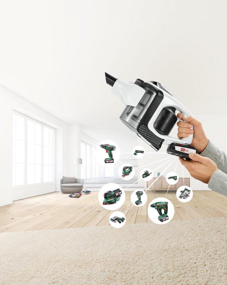 Bosch Unlimited Stick Vacuum