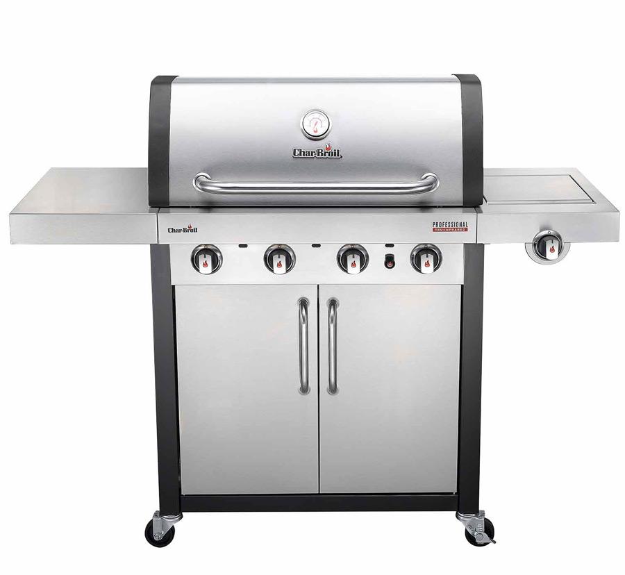 Char-Broil 4-Burner BBQ