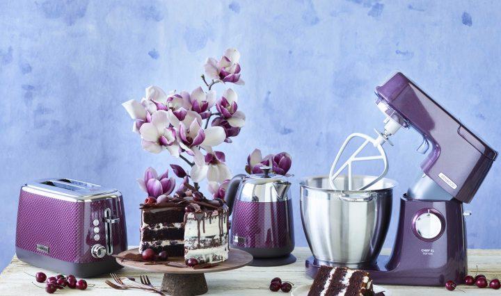Cherry Chocolate Layer Cake Recipe