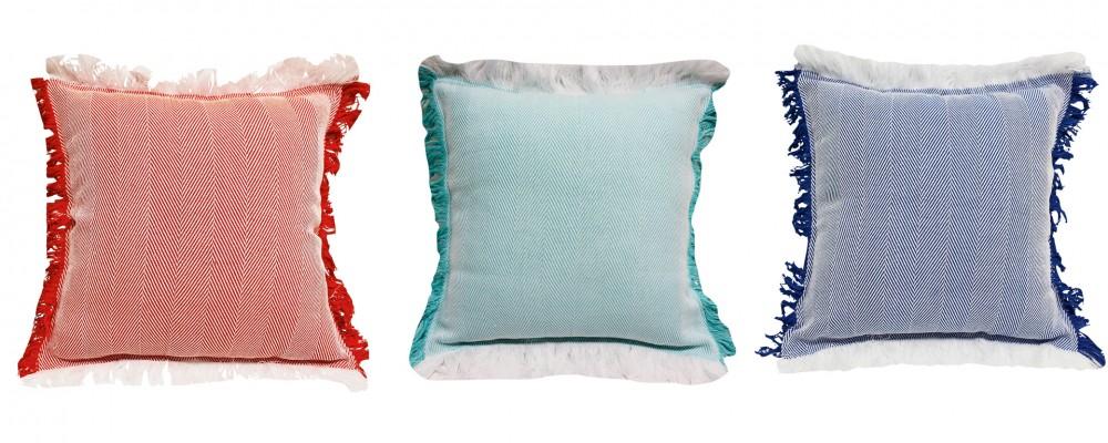 Chevvy-cushions