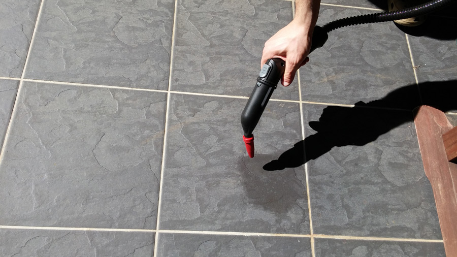 Cleaning-pavers