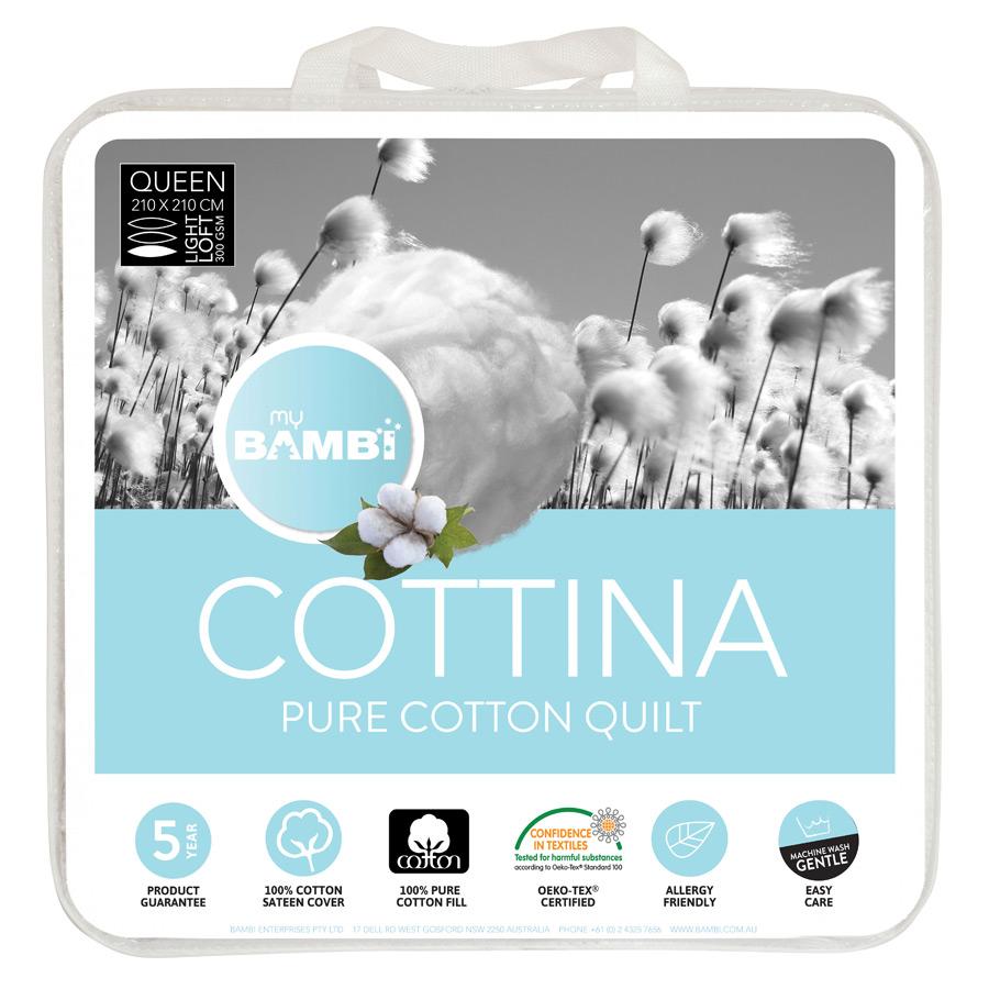 Cottina Cotton Quilt
