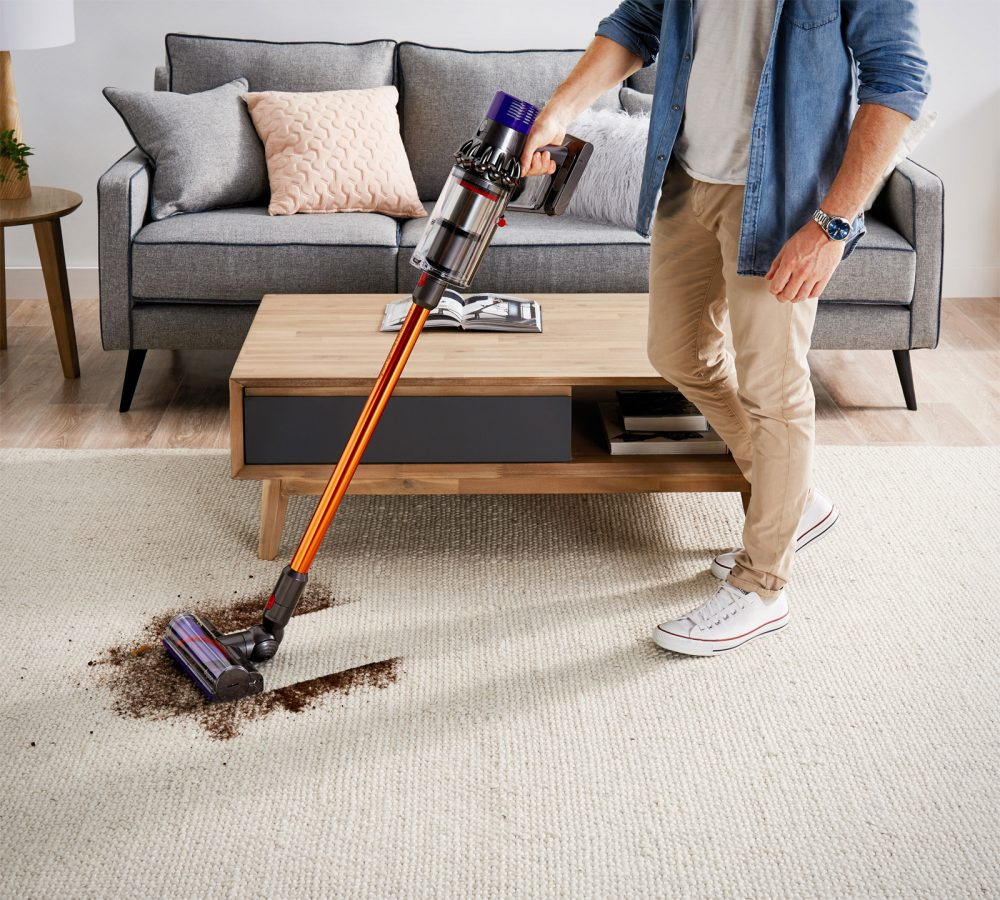 Christmas gift idea: The Dyson Cyclone V10 Absolute Plus Cordless Handstick Vacuum Cleaner
