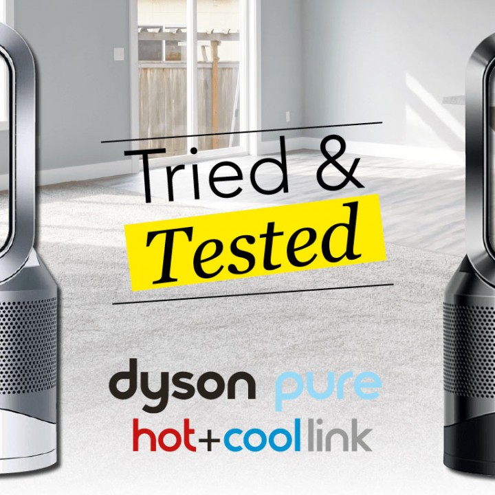 Dyson Pure Tried and Tested