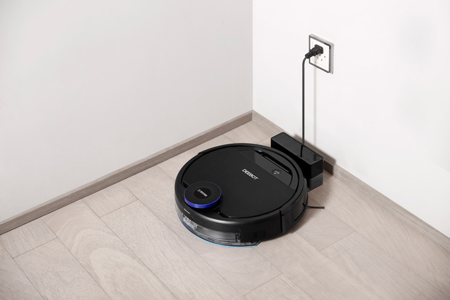 Meet My Smart Cleaning Buddy Deebot Ozmo 930 Harvey