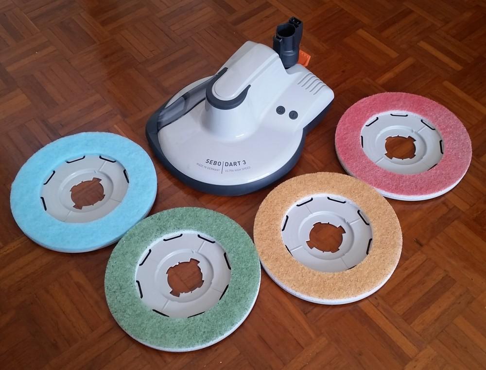 Floor-polishing-pads