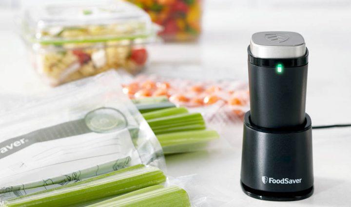 Image of the FoodSaver Handheld Vacuum Sealer