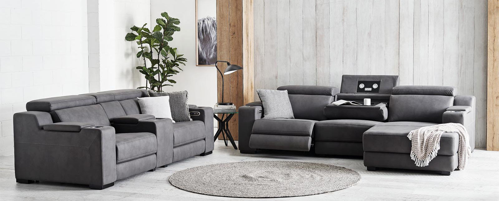 Functional Furniture available from Harvey Norman.