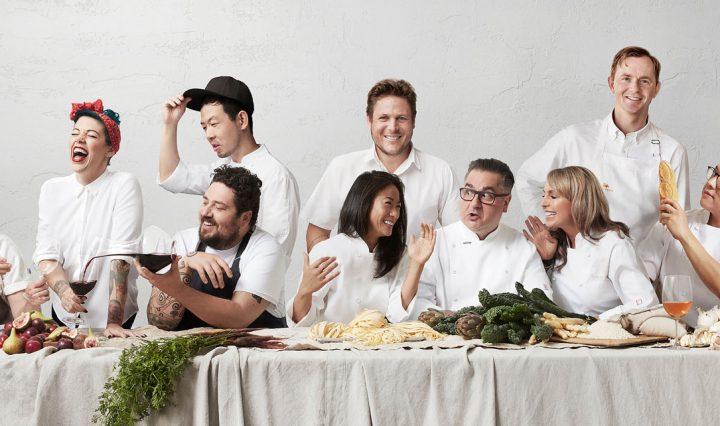 The 10 Gourmet Institute 2019 Chefs