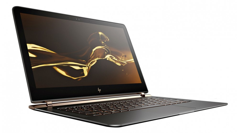 Work or play day and night on the HP Spectre thanks to its handy backlit keyboard.