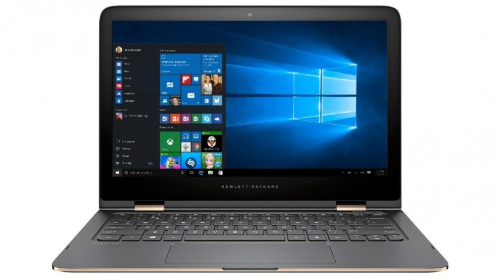 Like this HP Spectre x360, Harvey Norman laptops are the best of the best.
