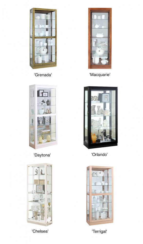 Harvey Norman Display Cabinets