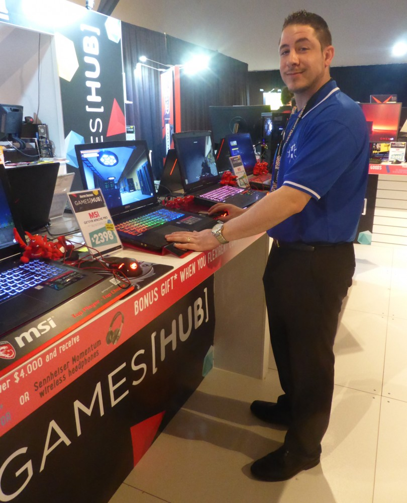 Harvey-Norman-Games-Hub-IEM-Sydney