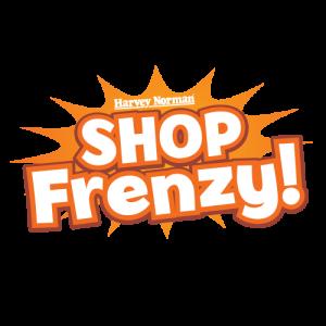 Harvey Norman Shop Frenzy!