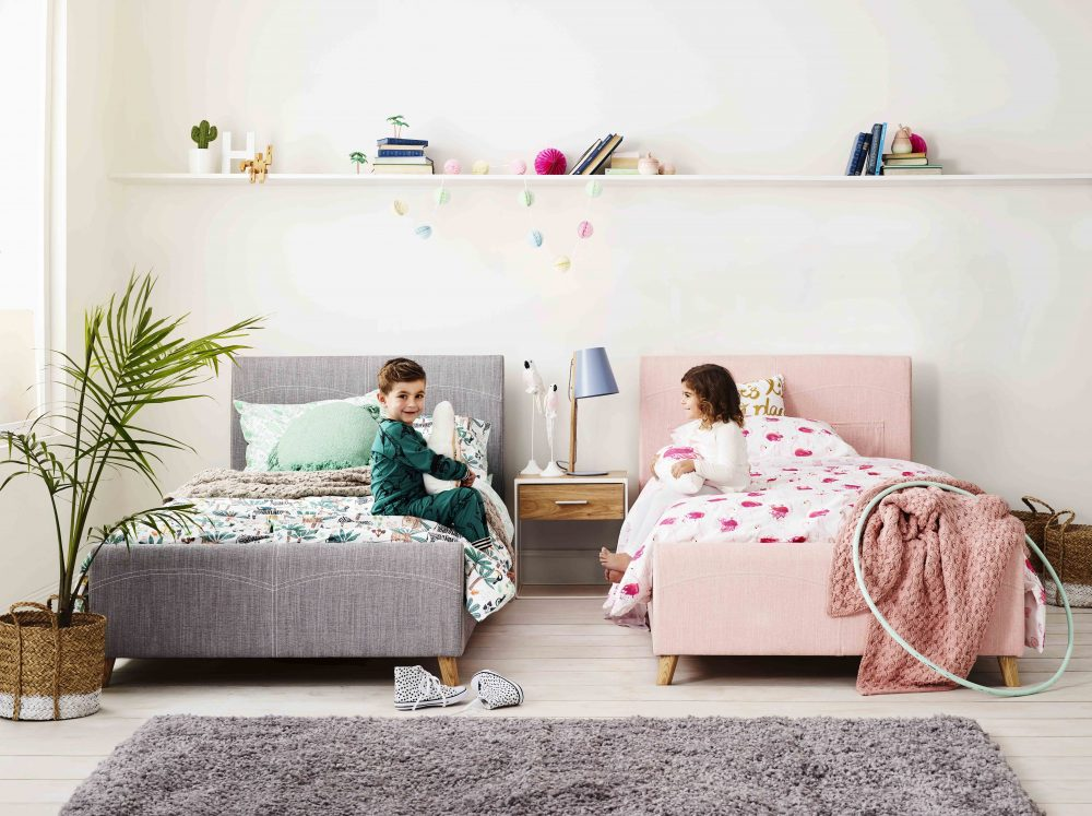 Kids Fabric Beds