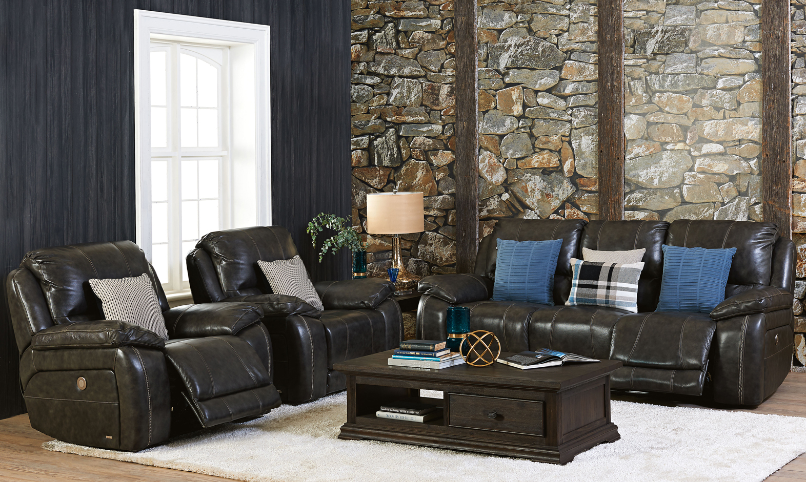 Luxurious Living Discover The Latest In Leather Lounges