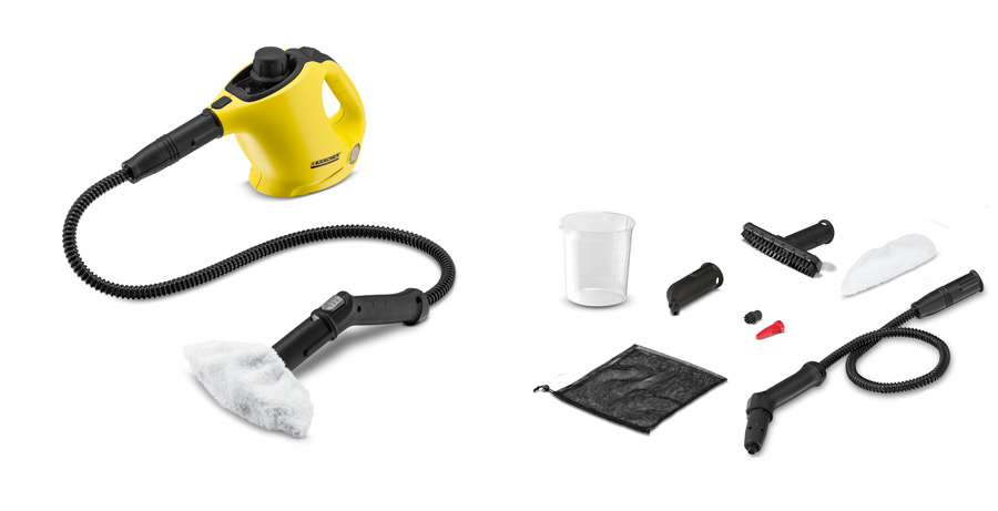 Karcher-S1-Premium-Handheld-Steam-Cleaner