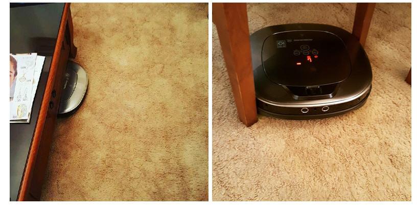 LG Robotic Vacuum Cleaner