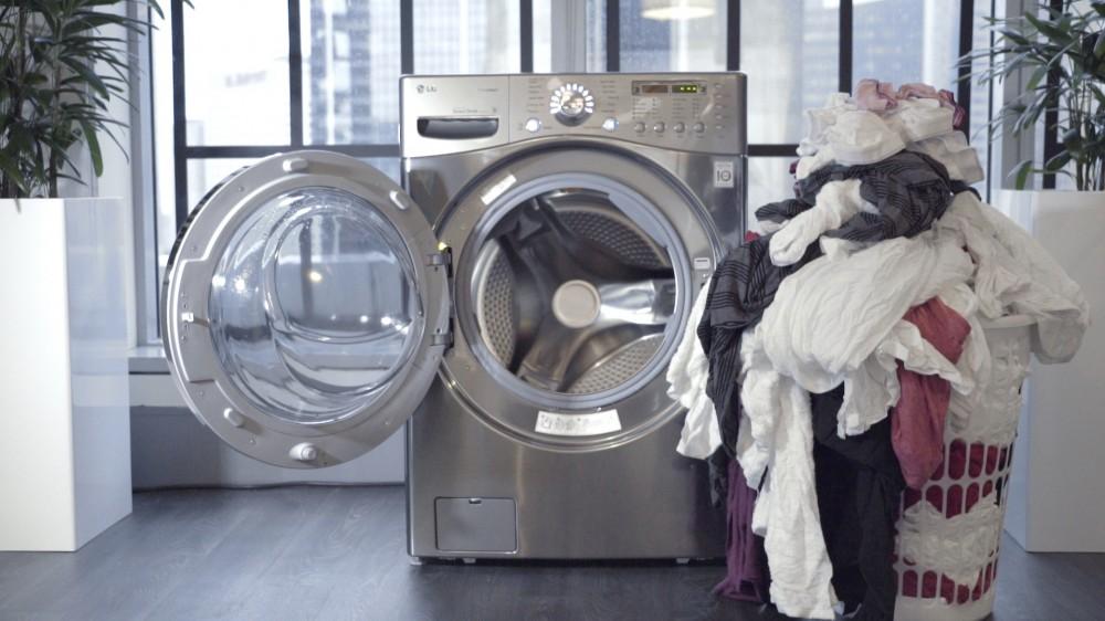 Reclaim Your Weekends With A King Size Capacity Washing