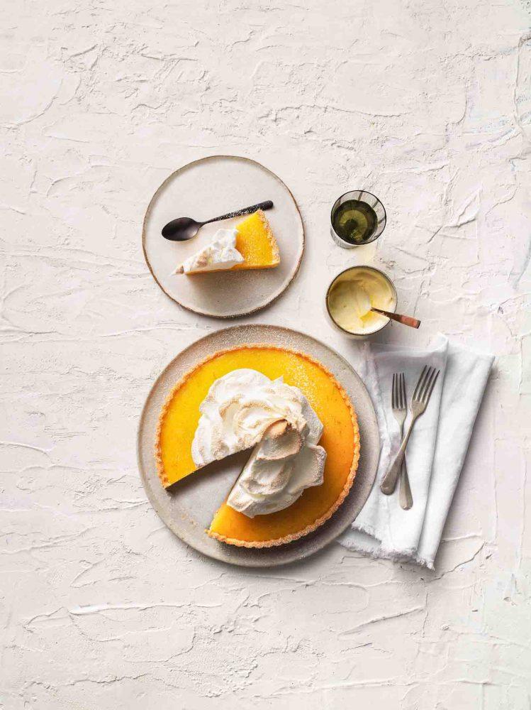 Lemon Lime Meringue Pie recipe