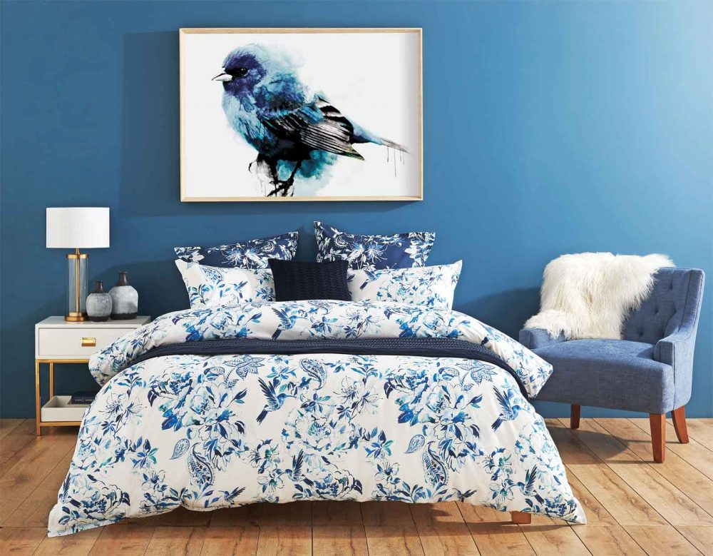 Luxotic Aviana Quilt Cover Set
