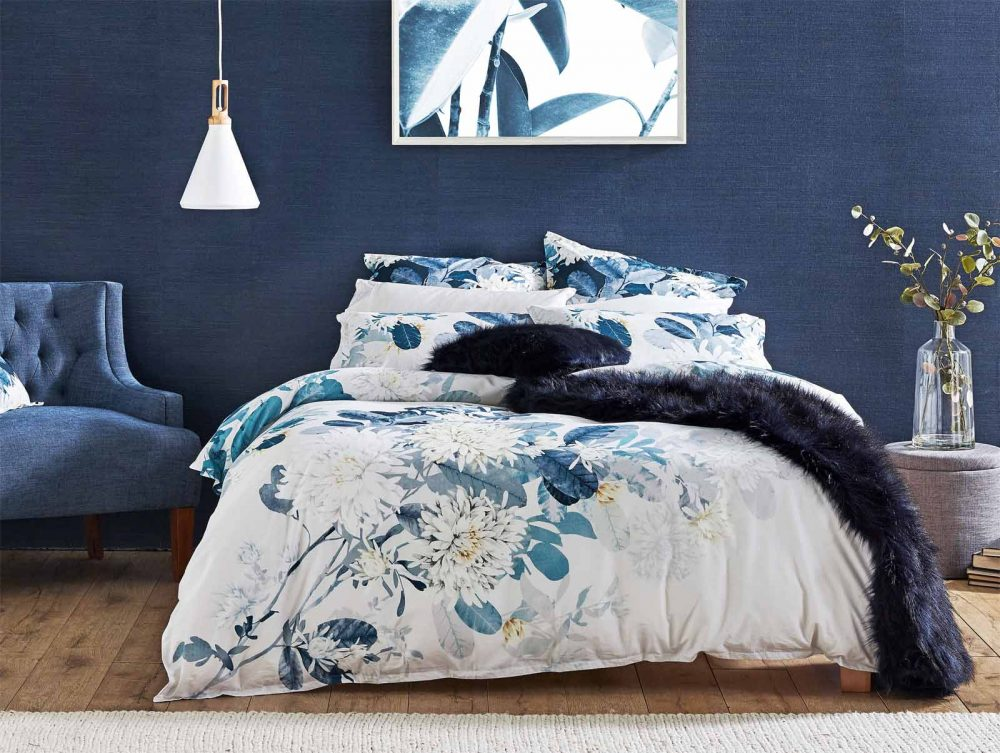 Luxotic Flora Quilt Cover Set