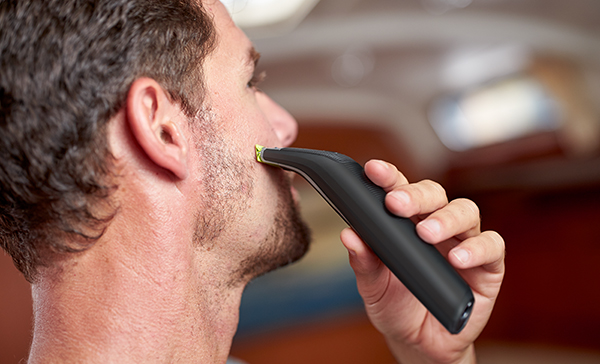Manscaping with the Philips OneBlade Pro
