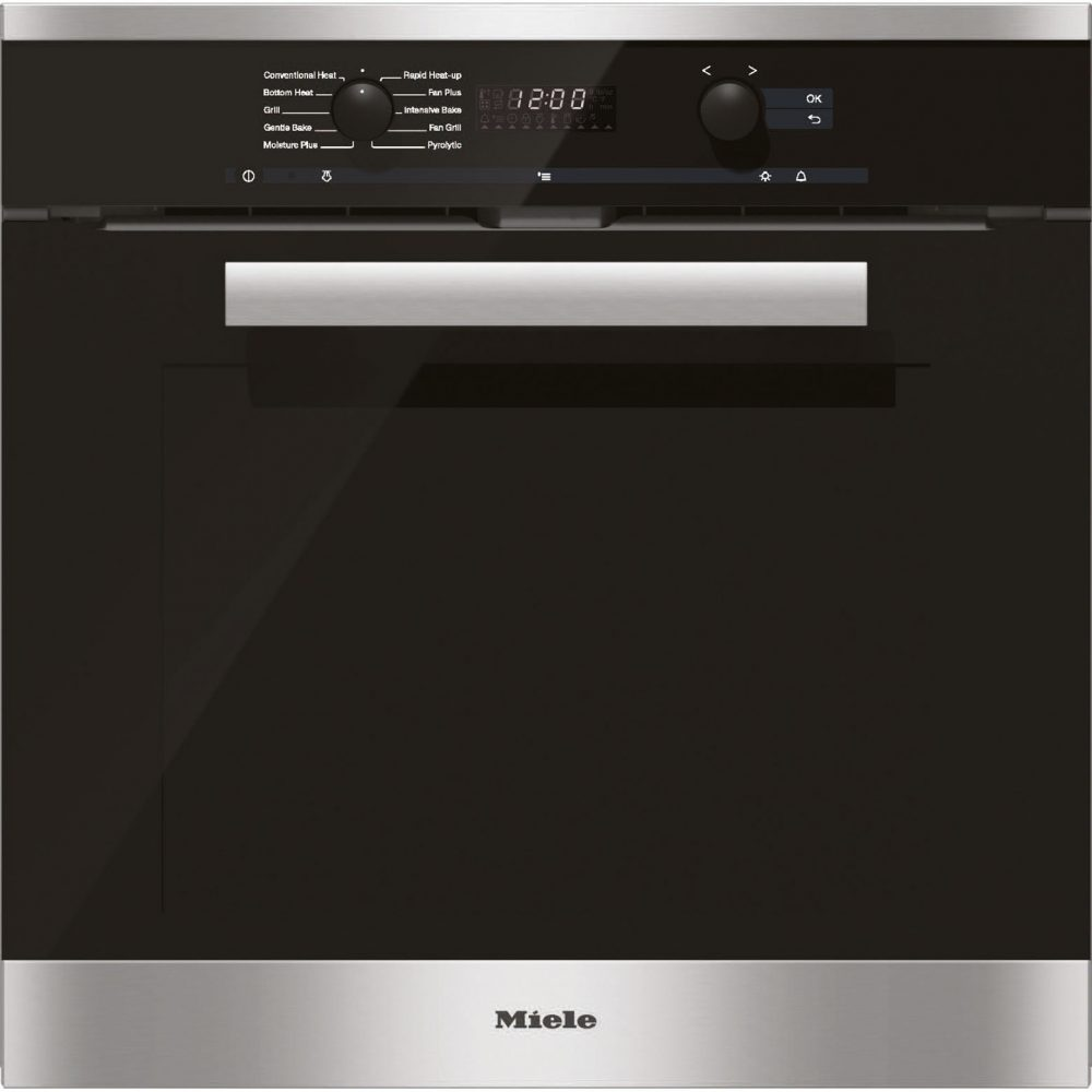 Miele H6260BP 600mm Pyrolytic Oven