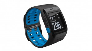 Nike+ Sportwatch GPS powered by TomTom (Anthracite Blue)