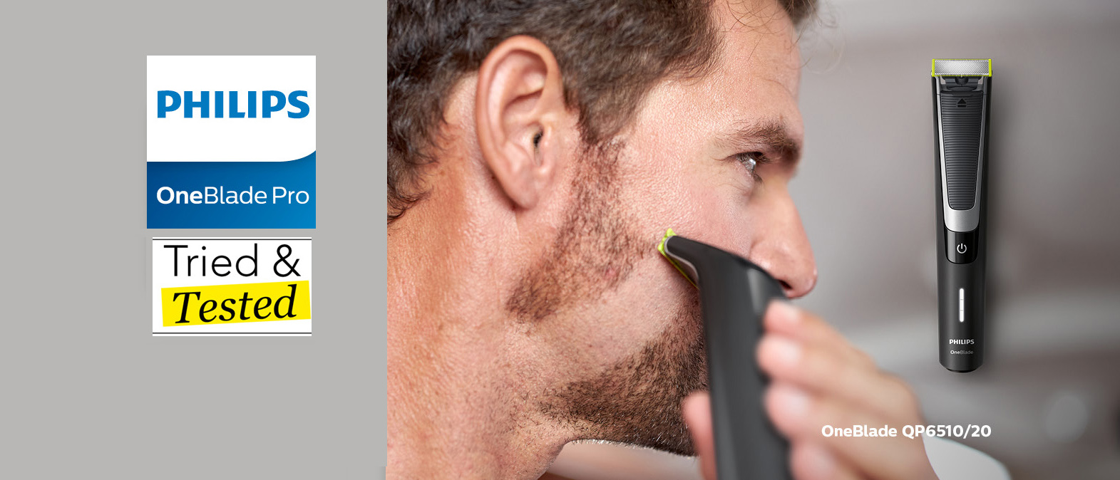 Review of the Philips OneBlade Pro