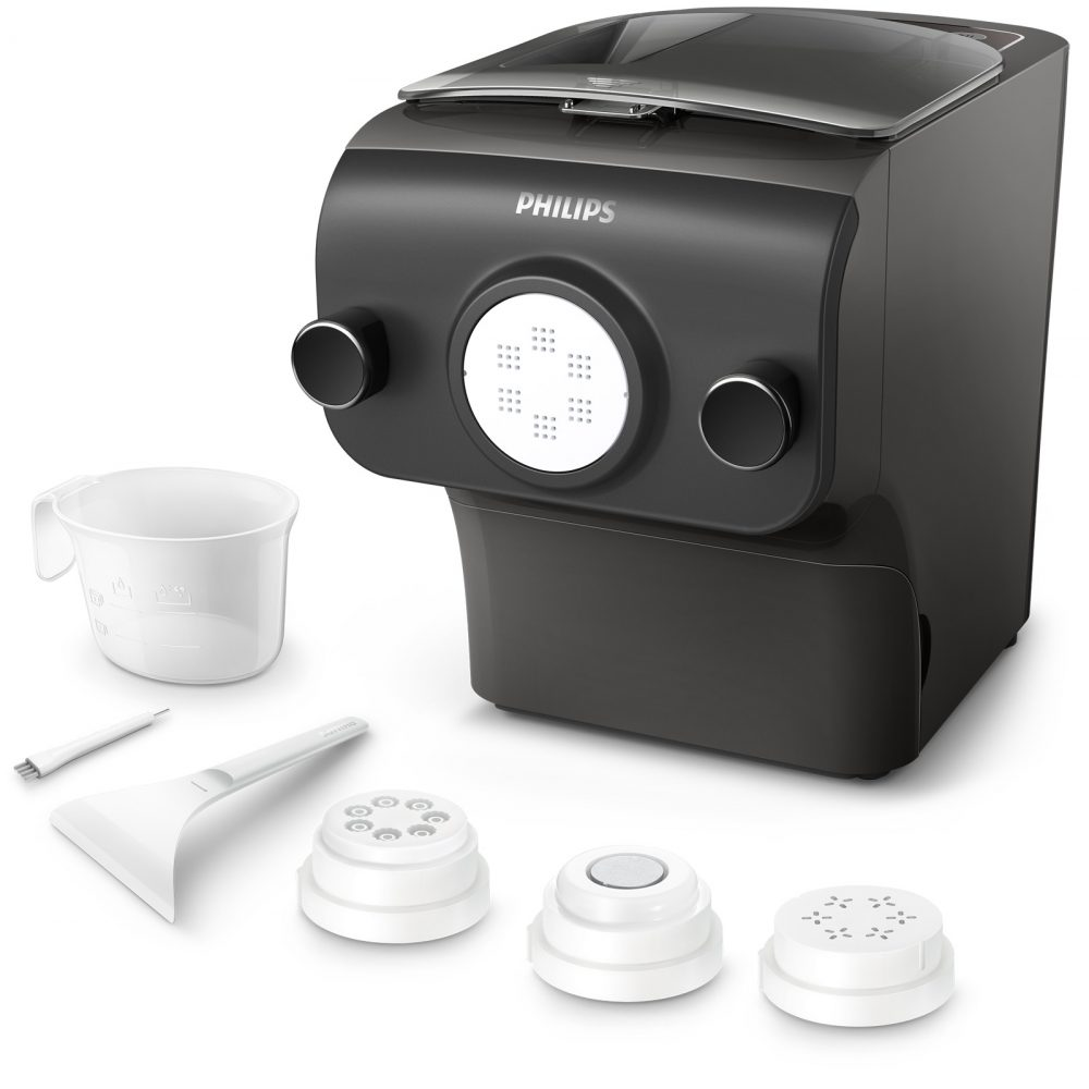 Philips Pasta & Noodle Maker with attachments