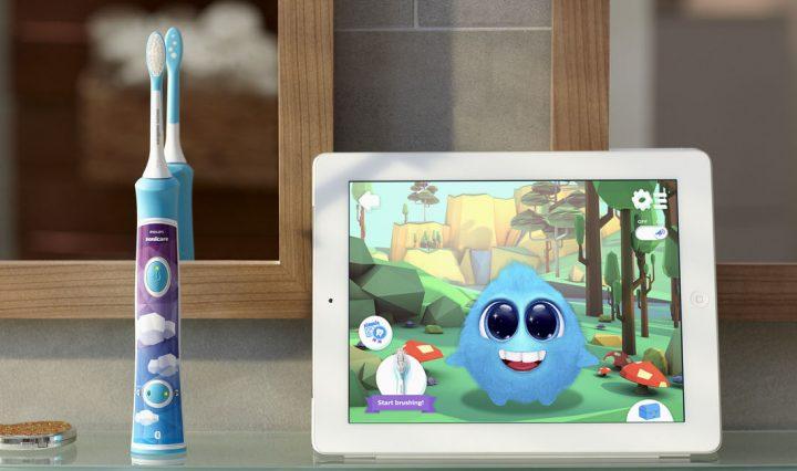 Philips Sonicare for Kids Toothbrush & App