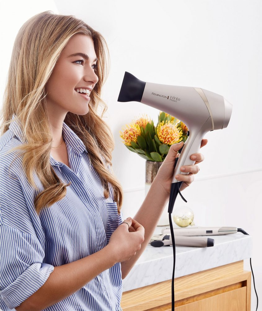 Christmas gift idea: Remington Infinite Protect Hair Dryer