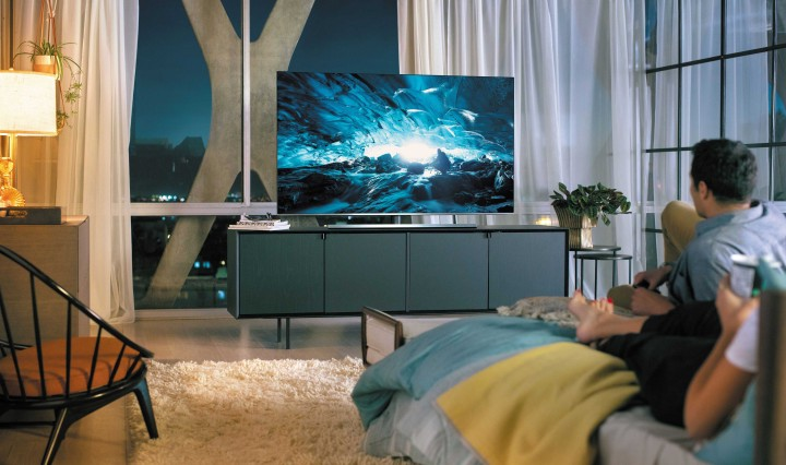 "Samsung 4K Ultra HD LED TV - 82"" - One of our recommended 4K TVs"