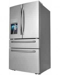 Samsung SodaStream fridge
