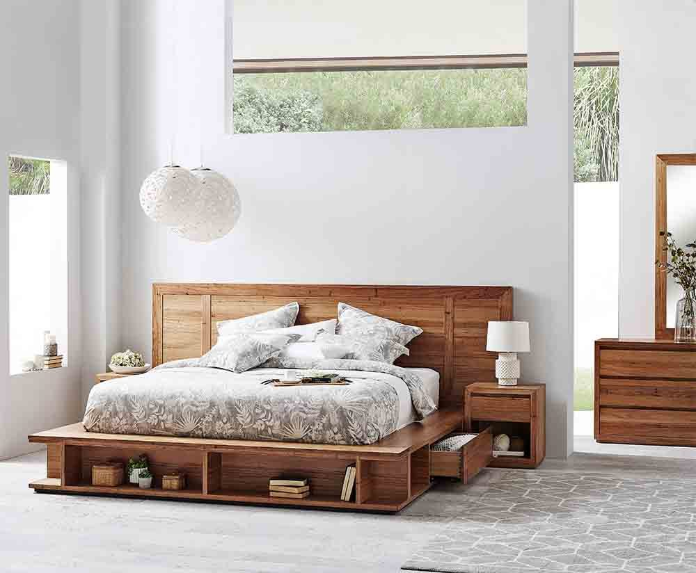 The Stratton Australian Made Bed.