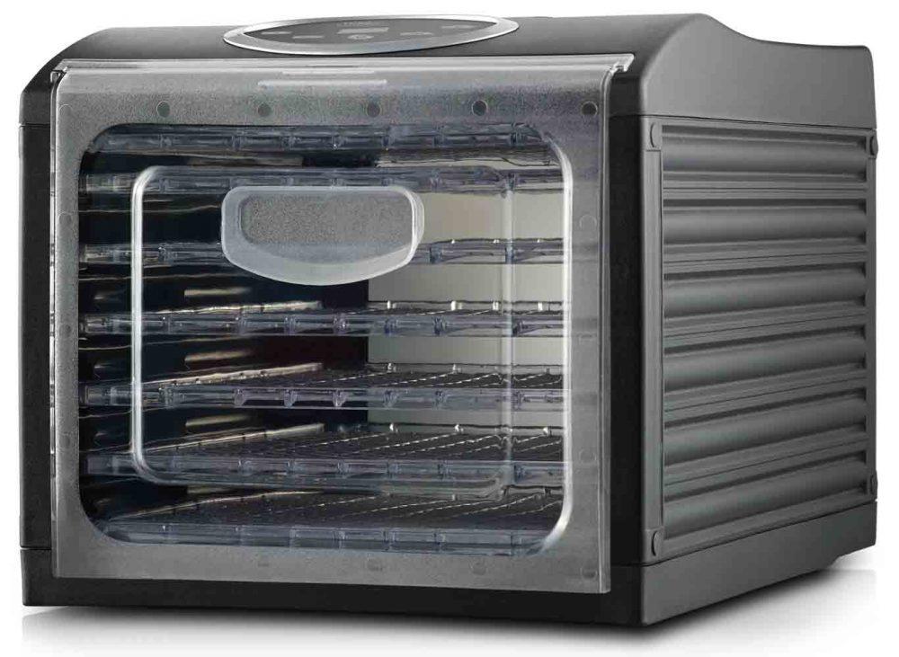 The Sunbeam Food Lab Electronic Dehydrator.