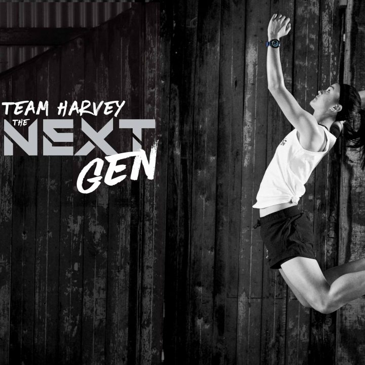 Team Harvey Next Gen: The Future of Women's Sport