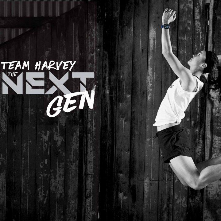 Team Harvey Next Gen: The Future of Women's Sport
