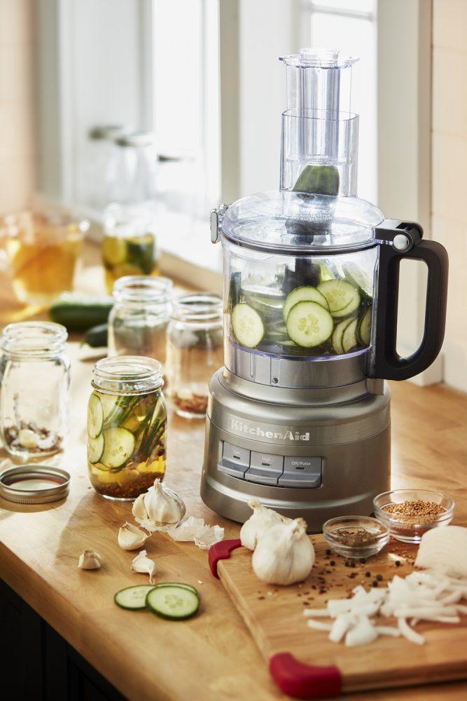 The KitchenAid 7-Cup Food Processor