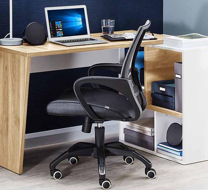 The Atom Desk, one of our picks for top student desks.