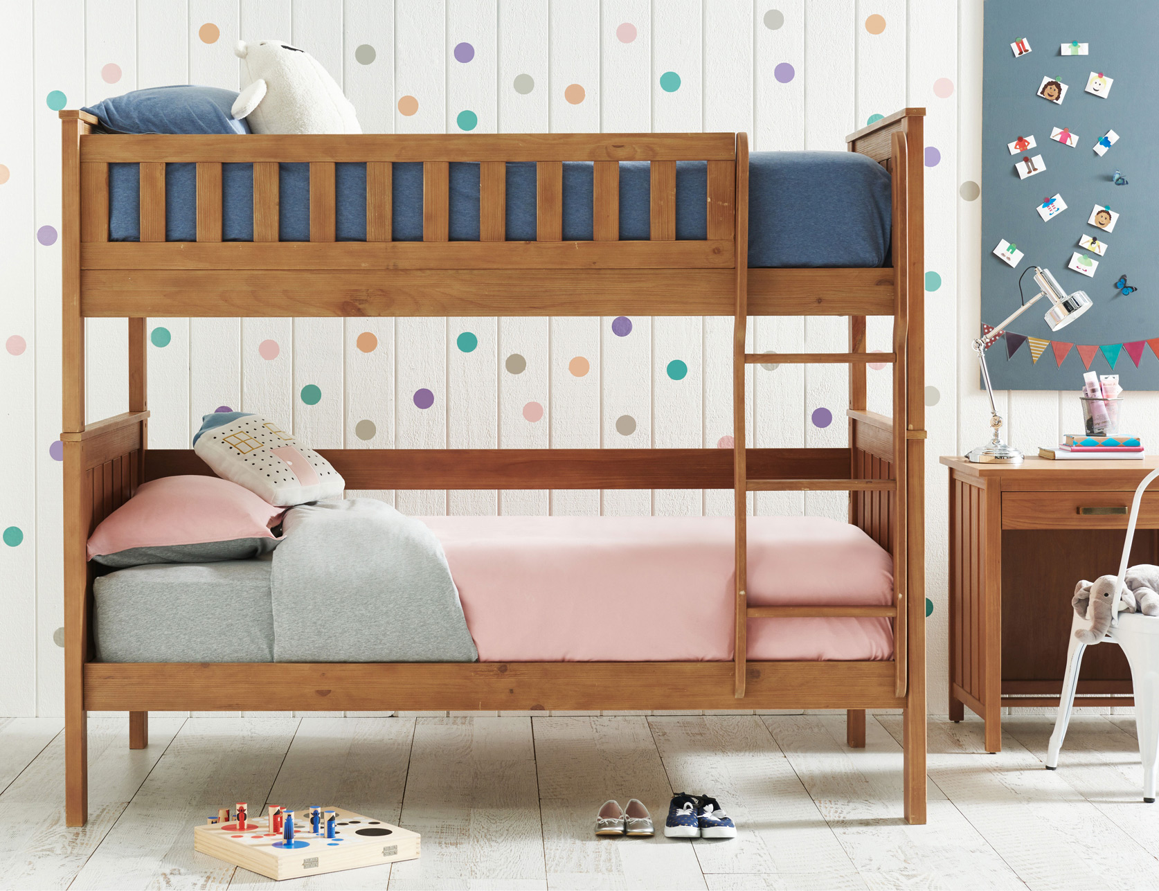 Our Best Bunk Beds And Quilt Covers For Kids This Spring Harvey
