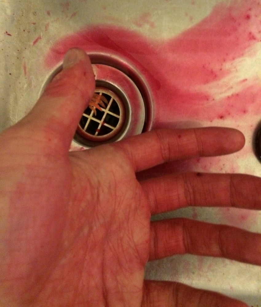 beetroot-stain
